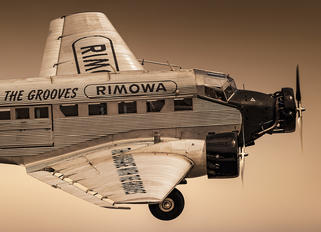 HB-HOT - Ju-Air Junkers Ju-52