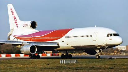 SE-DPX - Air Ops Lockheed L-1011-50 TriStar