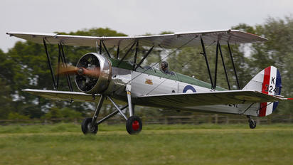 G-AHSA - The Shuttleworth Collection Avro 621 Tutor