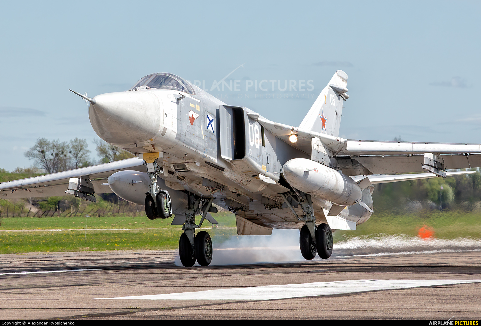 Russia - Navy RF-33841 aircraft at Undisclosed Location