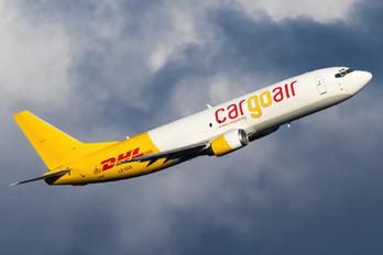 LZ-CGS - Cargo Air Boeing 737-400F
