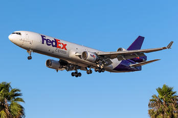 N593FE - FedEx Federal Express McDonnell Douglas MD-11F