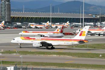 EC-HDR - Iberia Boeing 757-200