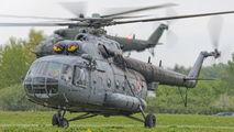 0608 - Poland - Army Mil Mi-17 aircraft
