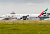 A6-EGZ - Emirates Airlines Boeing 777-300ER aircraft