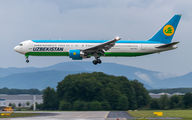 UK67006 - Uzbekistan Airways Boeing 767-300ER aircraft