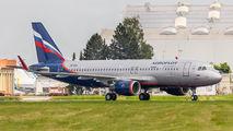 VQ-BSH - Aeroflot Airbus A320 aircraft
