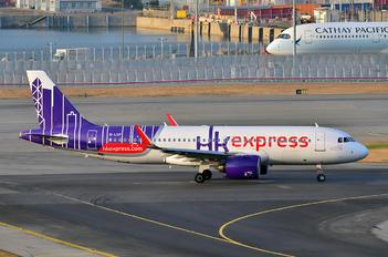 B-LCP - Hong Kong Express Airbus A320 NEO