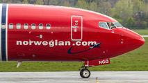LN-NGQ - Norwegian Air Shuttle Boeing 737-800 aircraft