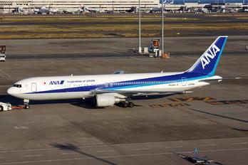 JA616A - ANA - All Nippon Airways Boeing 767-300ER
