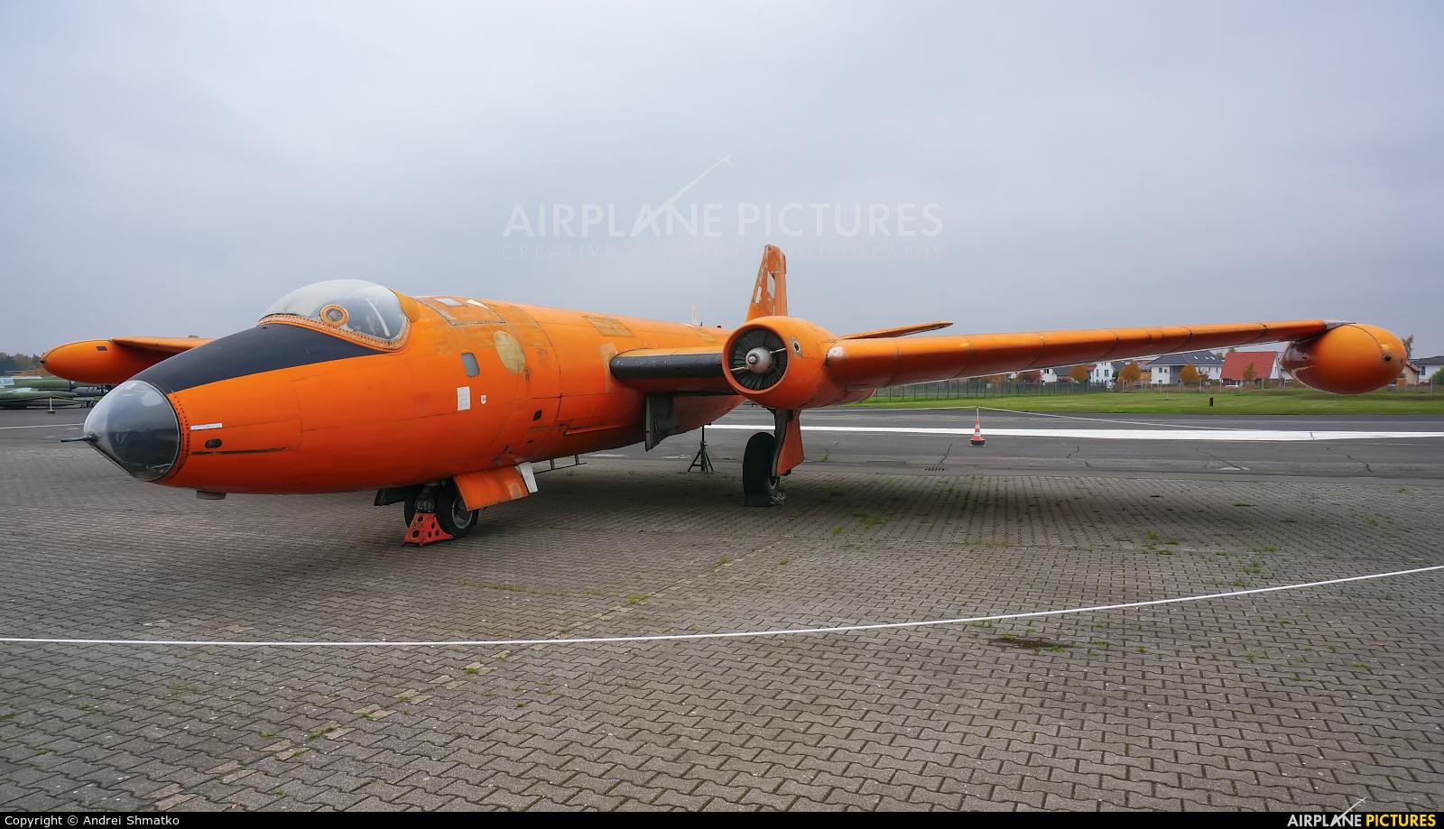 Germany - Air Force 99+35 aircraft at Berlin - Gatow