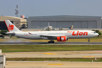 HS-LAL - Thai Lion Air Airbus A330-900