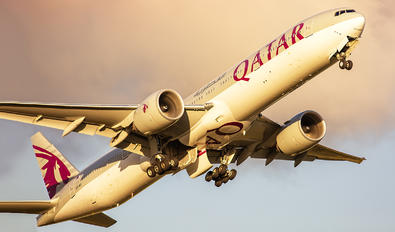 A7-BEI - Qatar Airways Boeing 777-300ER