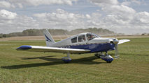 G- DEVS - Private Piper PA-28 Cherokee aircraft