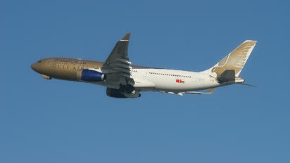 A40-KC - Gulf Air Airbus A330-200
