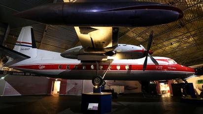 PH-NVF - Fokker  Fokker F27