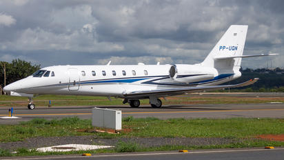 PP-UQN - Private Cessna 680 Sovereign