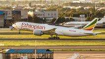 ET-ARJ - Ethiopian Cargo Boeing 777F aircraft