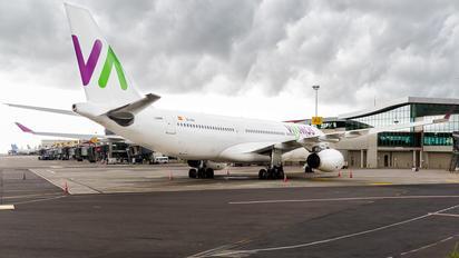 EC-NCK - Wamos Air Airbus A330-200