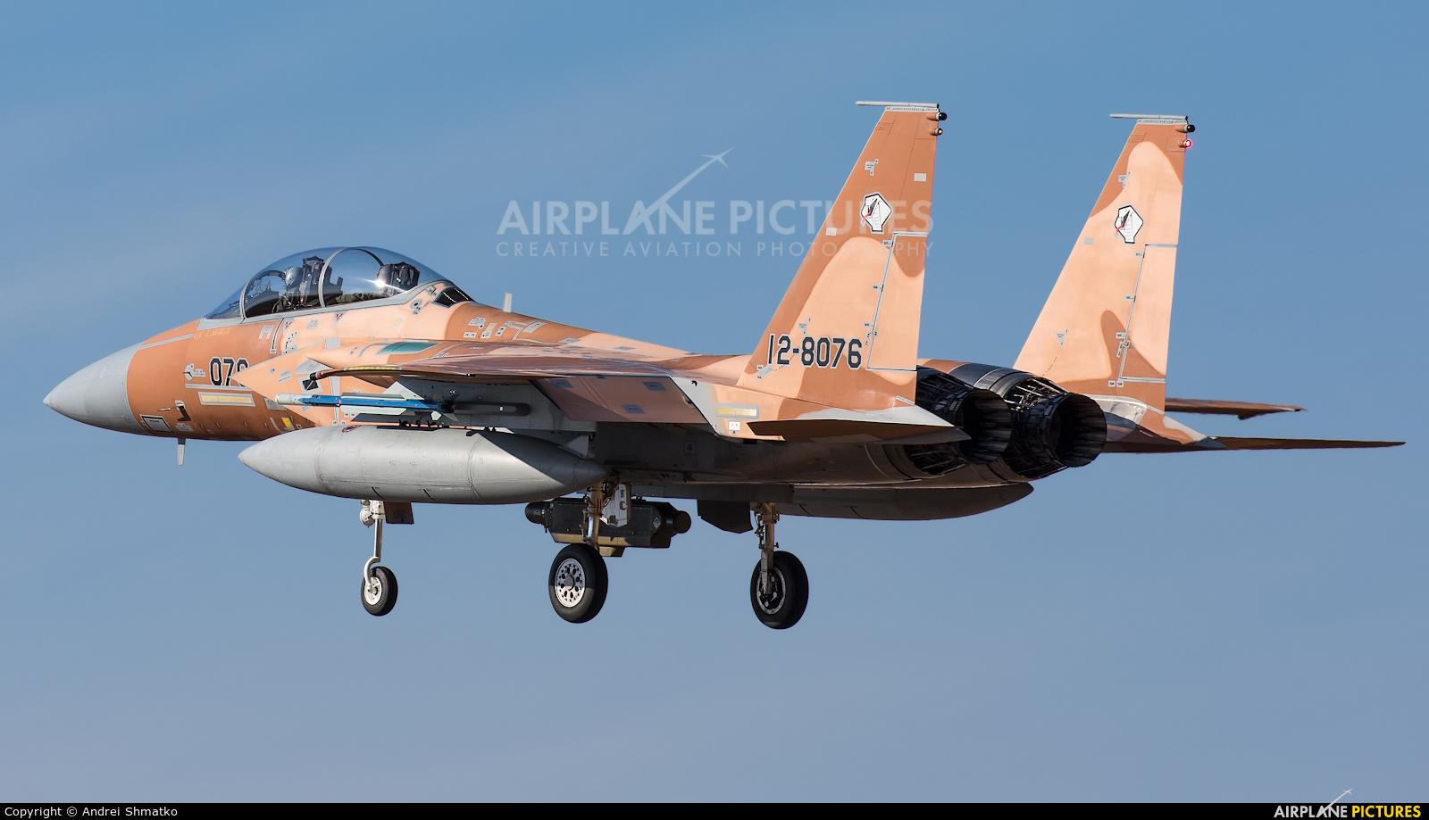 Japan - Air Self Defence Force 12-8076 aircraft at Komatsu