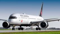 C-FVLQ - Air Canada Boeing 787-9 Dreamliner aircraft