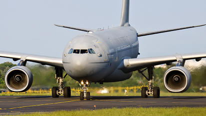 ZZ331 - Royal Air Force Airbus Voyager KC.2