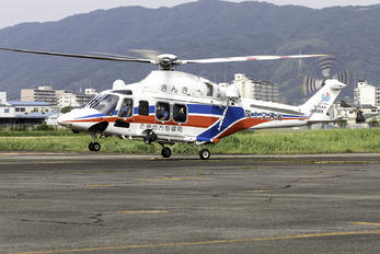 JA86KK - Japan - Ministry of Land, Infrastructure and Transport Agusta Westland AW139