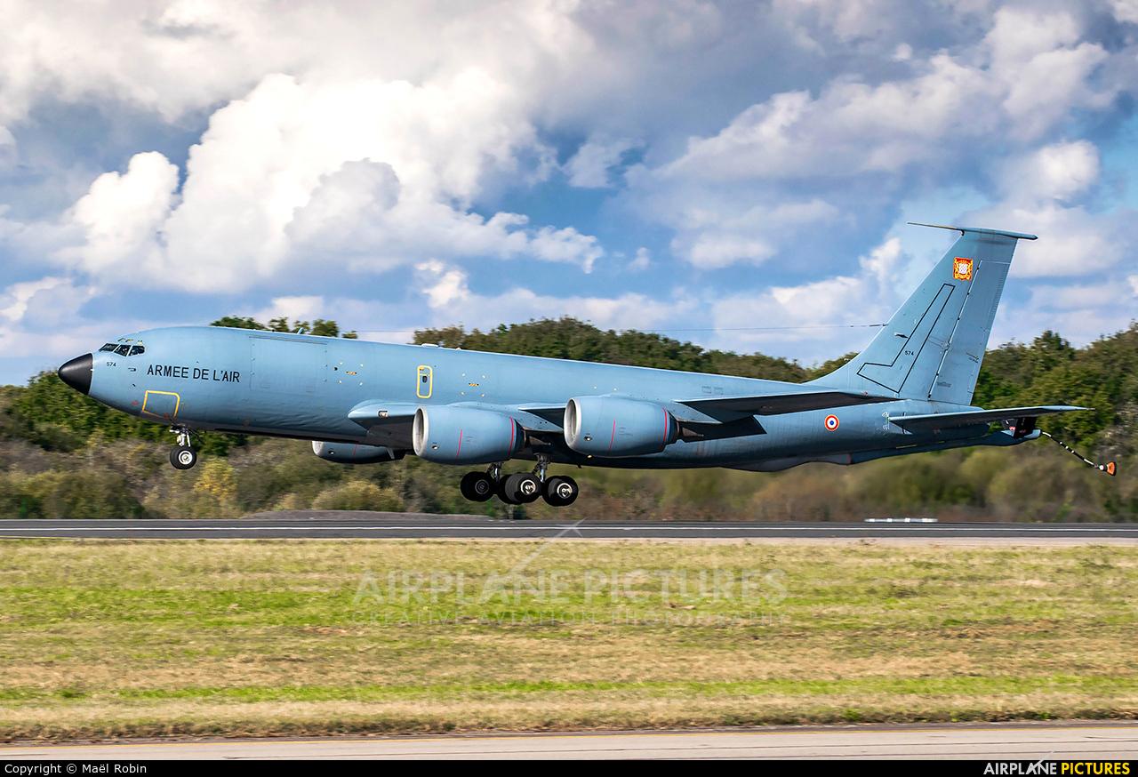 France - Air Force 574 aircraft at Nantes - Atlantique