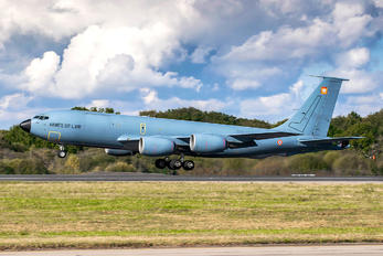 574 - France - Air Force Boeing KC-135R Stratotanker