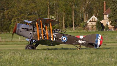 G-AEPH - The Shuttleworth Collection Bristol F2B Fighter