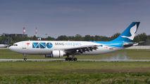 TC-MNV - MNG Cargo Airbus A300 aircraft