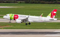 CS-TVC - TAP Portugal Airbus A320 NEO aircraft