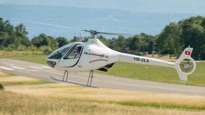 HB-ZLX - Heli-Lausanne Guimbal Hélicoptères Cabri G2