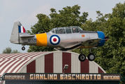 I-HRVD - Private North American Harvard/Texan (AT-6, 16, SNJ series) aircraft