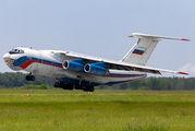 RF-86887 - Russia - Air Force Ilyushin Il-76 (all models) aircraft