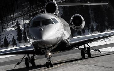 N114BD - Private Dassault Falcon 7X