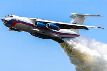 RF-76802 - Russia - Ministry of Internal Affairs Ilyushin Il-76 (all models)