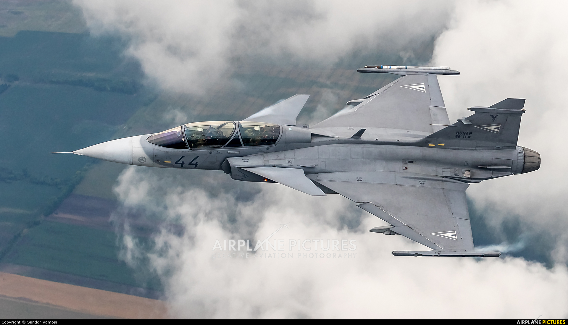 Hungary - Air Force 44 aircraft at In Flight - Hungary