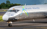 N801WA - World Atlantic Airways McDonnell Douglas MD-83 aircraft