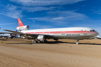 UP-DC102 - Deta Air McDonnell Douglas DC-10F