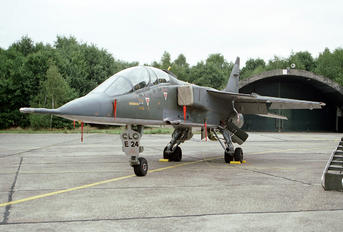 E24 - France - Air Force Sepecat Jaguar E