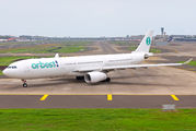 Orbest A330 performed a repatriation flight from Bergen to Mumbai title=
