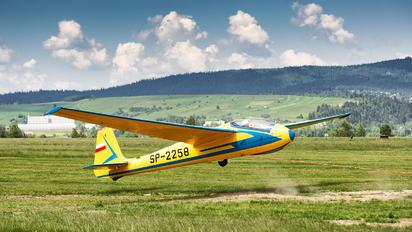 SP-2258 - Private PZL SZD-22 Mucha