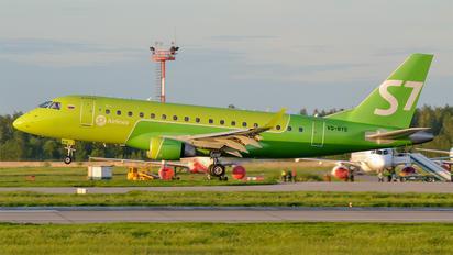 VQ-BYE - S7 Airlines Embraer ERJ-170 (170-100)