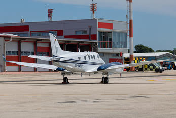 D-IMEP - Private Beechcraft 90 King Air