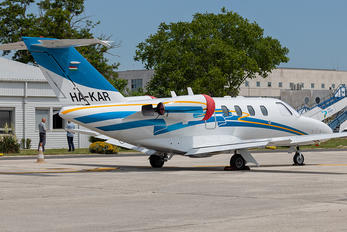 HA-KAR - Private Cessna 525 CitationJet