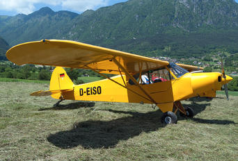 D-EISO - Private Piper PA-18 Super Cub