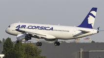 F-HZGS - Air Corsica Airbus A320 aircraft