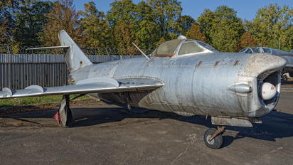 0201 - Czech - Air Force Mikoyan-Gurevich MiG-17PF Fresco D
