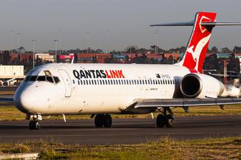 VH-NXQ - QANTAS Boeing 717